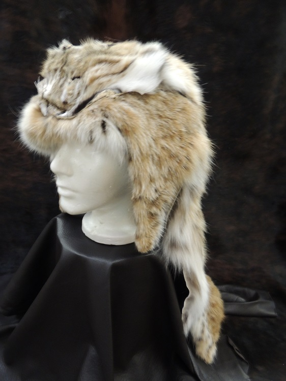 Bobcat Mountain Man Hat