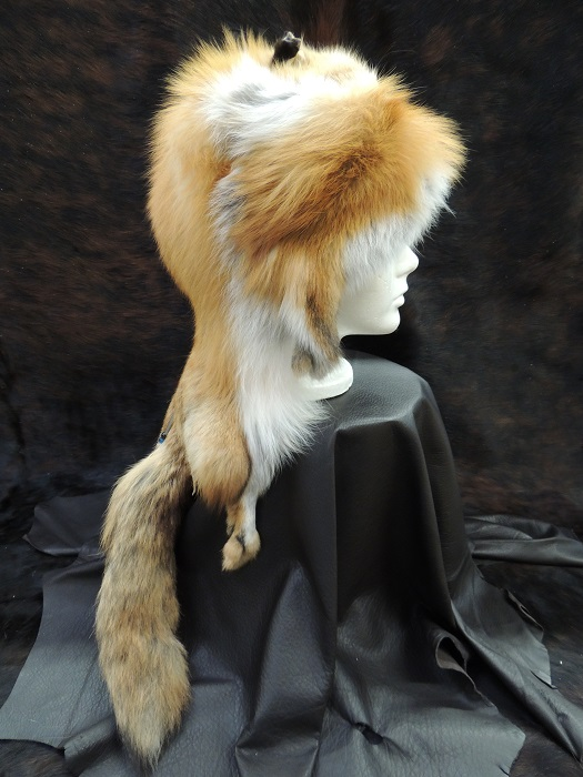 Red Fox Mountain Man Hat