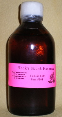 Skunk Essence 4oz. #508