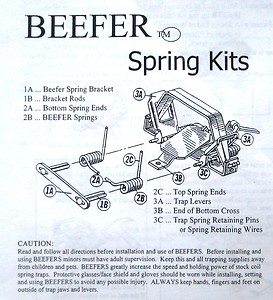 Beefer Spring Kits