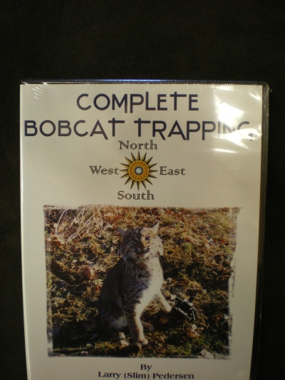Complete Bobcat Trapping By: Pedersen