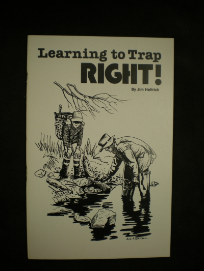 Learning to Trap Right By:Helfrich