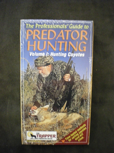 The Professional's Guide to Predator Hunting Vol 1#520